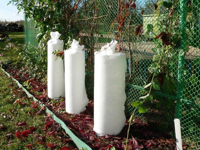 Для укрытия растений своими руками 42