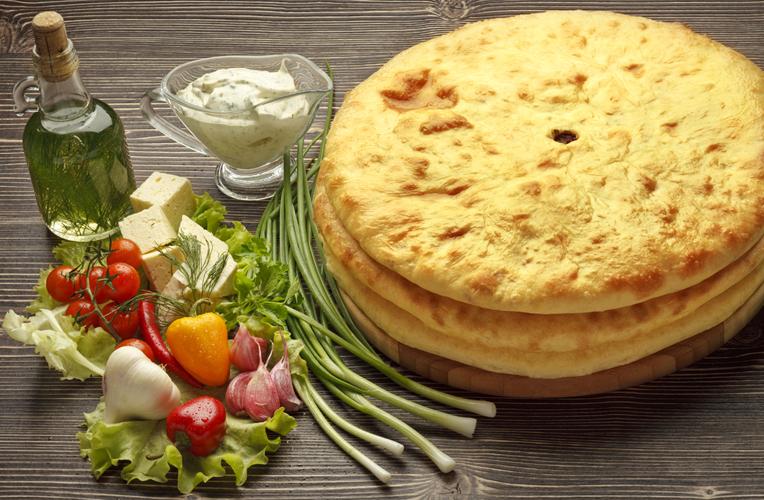 Лучшие осетинские пироги рецепт