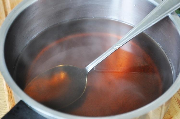 Как приготовить сахарный сироп для бисквита