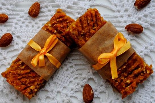 Батончики из сухофруктов и орехов своими руками