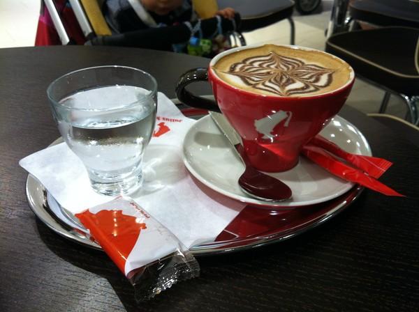 Кофе и чай в ресторанах