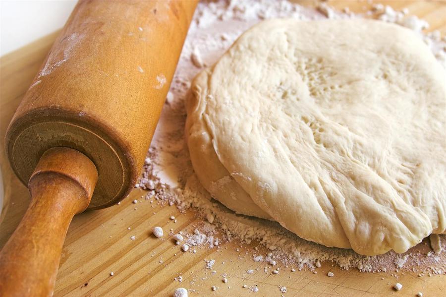 Как сделать пельменное тесто дрожжевое