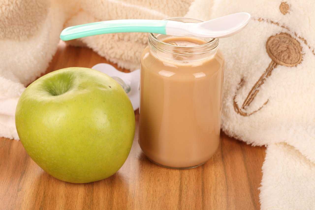 Яблочное пюре на зиму в домашних условиях