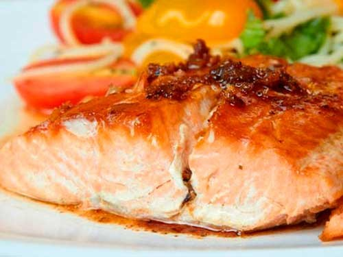 Стейк из белой рыбы рецепт