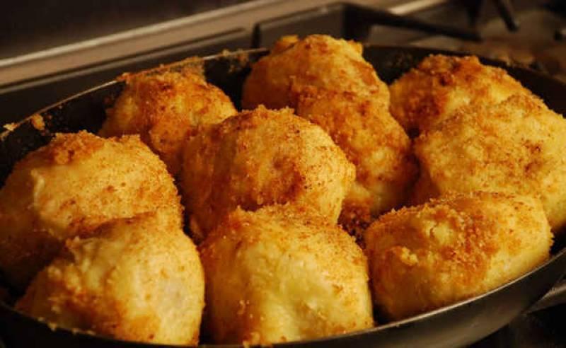 Сырные клецки рецепт с фото