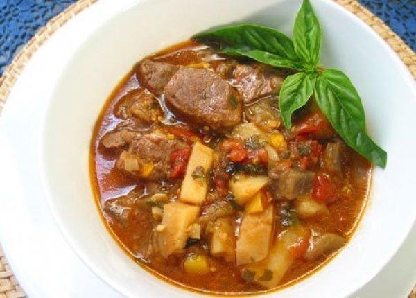 Чанахи по-грузински рецепт с фото в мультиварке