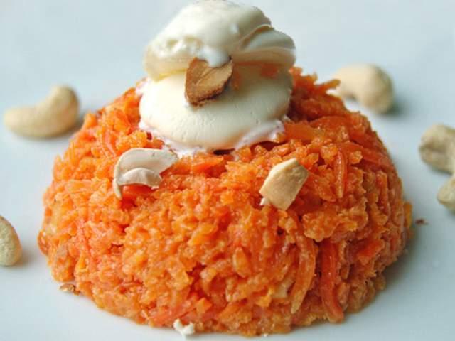 Морковные десерты