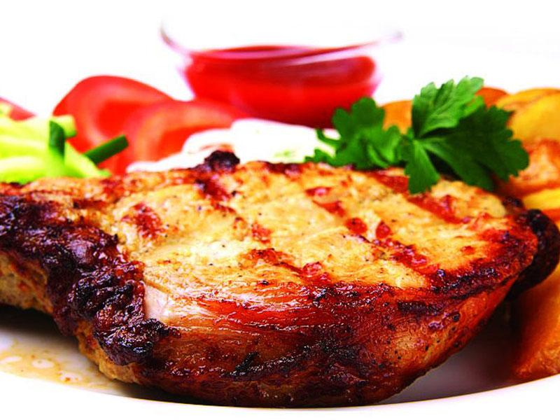 Корейка свиная рецепты с фото на гриле